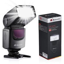 Speedlite Flash For Canon EOS Nikon Coolpix Olympus Pentax Samsung DSLR Camera