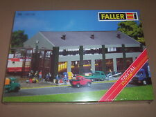 FALLER H0 195156 E-lokschuppen Bausatz Special Edition