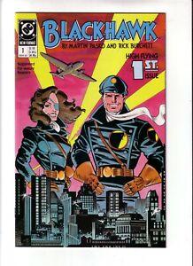 BLACKHAWK #1 (VF-NM) 1989