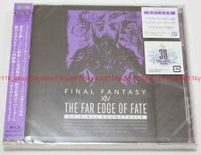 THE FAR EDGE OF FATE FINAL FANTASY XIV Original Soundtrack Blu-ray+Code Japan