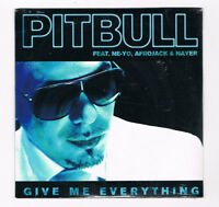 ♫ - PITBULL - GIVE ME EVERYTHING - CD SINGLE 2 TITRES - 2011 - NEUF NEW NEU - ♫