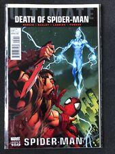 Marvel Comics Death Of Spider-Man #159 Good Condition