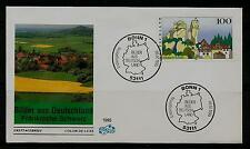 BRD FDC MiNr 1807 (2) Bilder aus Deutschland (III): Fränkische Schweiz -Urlaub-