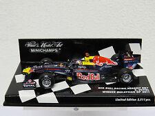 Red Bull Racing Renault RB7 S. Vettel Winner Malaysian GP 2011 Nr 410110101