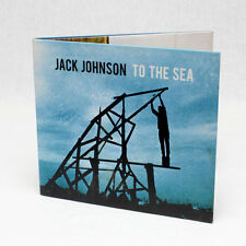 Jack Johnson - To The Sea  - music cd album - good condition
