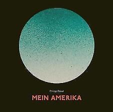 Mein Amerika (CD Digipak) von Philipp Poisel (2017)