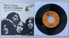 "GOLDEN EARRING Back Home 1970 US ORG 7"" Single with PICTURE SLEEVE 45 Psych VG"
