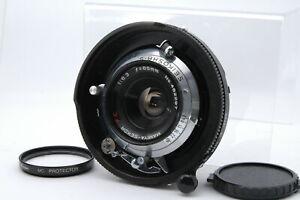 [Near Mint] Mamiya Sekor F.C. 65mm f/6.3 for Universal Press Super 23 from JAPAN