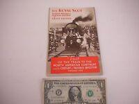 VINTAGE 1933 The Royal Scot Looseleaf Pamphlet  London Midland & Scottish Rail