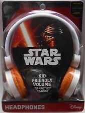 Headphones STAR WARS R2D2 C3PO Adjustable Headband