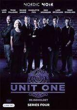 Unit One Series Season 4 Nordic Noir Mads Mikkelsen DVD PAL Region 2