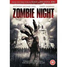 Zombie Night DVD Region 2 Horror *New* Anthony Michael Hall Darryl Hannah