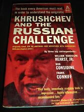 KHRUSHCHEV AND THE RUSSIAN CHALLENGE McGraw Hill PB