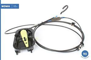 02-10 Lexus SC430 Z40 Rear Trunk Lid Release Lever Handle w/ Cable OEM