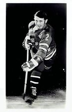1969 Vintage Photo Brad Park of the New York Rangers NHL Ice Hockey Team