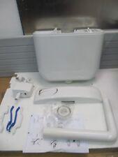 Negrari 1000S2 Sfera 2 WC-Spülkasten, ABS, 9 l, Weiß Rechnung Y02689