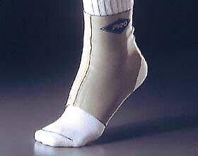 MUTOH Super Pro Anklet Beige x Black Reversible Ankle Supporter from JAPAN FedEx
