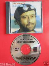 cd compact disc rara copia omaggio lucio dalla superbest caruso canzone felicità