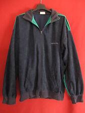 Veste Adidas 80'S Terminator Marine et vert Vintage survetement - 186 / XL