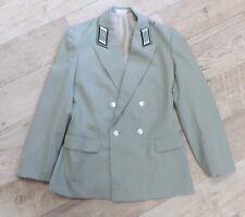 e11150 Original alte DDR NVA Uniform Parade Jacke Größe m48-0