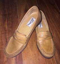 Levi's Shoes & Boots Mens Brown Leather Penny Loafers Size 9 M