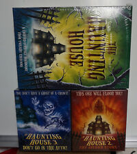 The Haunting House, The Haunting House 2 & 3 by Twilight Creations