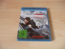 Blu Ray Mission Impossible - Phantom Protokoll - Tom Cruise - 2012