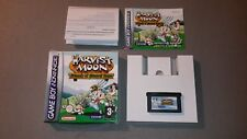 Harvest Moon Friends of Mineral Town (Nintendo Game Boy Advance) European Ver