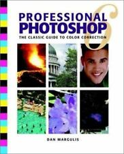 Professional Photoshop 6: The Classic Guide to Color Correction ( Margulis, Dan