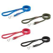 Ancol Heritage Nylon Rope Dog Lead 107cm X 12mm
