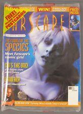 Farscape Official Magazine #4 Jan/Feb 2002 Variant Cover + Postcard & Poster NIP