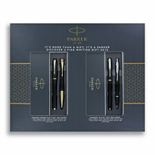 Parker Urban and IM Ballpoint Pen and Rollerball Pen Gift Set, Set of 4 Pens