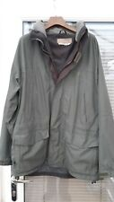 Mens regatta soft shell jacket      Size Medium   Khaki Green