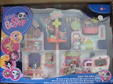 new ,.Littlest Pet Shop Rescue Tails Center Hospital Ambulance 1613 DOG