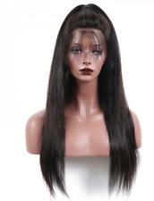 "18"" WowAfrican Brazilian Straight 13x6 Lace Front Wig ( 100% Human Hair )"