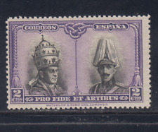 ESPAÑA (1928) NUEVO SIN FIJASELLOS MNH - EDIFIL 418 (2 cts) CATACUMBAS LOTE 4