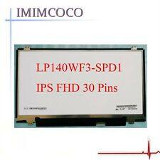 New listing 72% Color Fhd Ips Lp140Wf3-Spd1 Fit B140Han01.3/01.2/02.0 Ltn140Hl02 N140Hce-Eaa