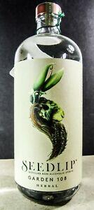 Seedlip  - GARDEN 108 - herbal 700ml non-alcoholic (a)
