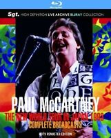 Paul McCartney The New World Tour In Japan 1993 Complete Broadcasts Blu-ray SGT.