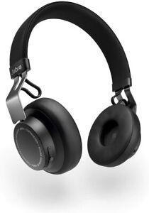 Jabra Move Style Edition Wireless Headphones - Titanium Black - Brand New