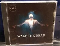 Marz - Wake the Dead CD dark lotus insane clown posse juggalo hip hop rap mars