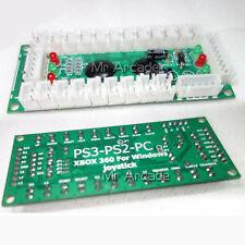 PS2/PS3/PC pcb Arcade Joystick USB Arcade Joystick USB Encoder board