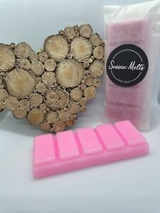 🌸Highly Scented Wax Melt Snap Bars Handmade By Sussex Melts🌸Sweet Smelling🌸UK