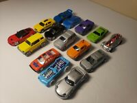 Lot of 15 VINTAGE HOT WHEELS Die Cast Cars Fast Racing Hot Rods Toys Trucks