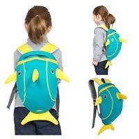 Trespass Infanti Baby Shark Waterproof Nursery Bag For Boys & Girls