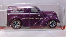 2006 Hot Wheels Classics Series 2 Anglia Panel Truck in Purple 8/30