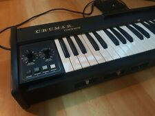 Crumar Roadracer Vintage Electric Piano Analog Bass Synth Synthesizer