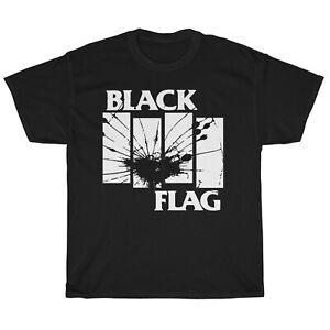 Black Flag unisex t-shirt punk shirt henry rollins circle jerks keith morris New