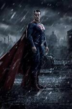 Póster de la película Batman V Superman Cavill película A4 A3 Art Print Cine