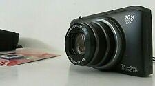 CANON POWERSHOT SX260 HS 12.1MP DIGITAL CAMERA 16GB SD CARD CHARGER CASE BUNDLE